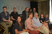 Phillip Noyce and Lois Lowry Photos Photo