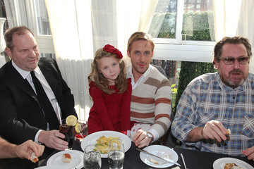 "Faith Wladyka The Weinstein Company Hosts Luncheon to Celebrate ""Blue Valentine"""