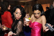 Selenis Leyva and Diane Guerrero Photos Photo