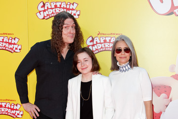 Weird Al Yankovic Premiere of 20th Century Fox's 'Captain Underpants: The First Epic Movie'- Red Carpet