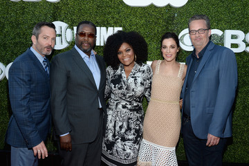 Wendell Pierce CBS, CW, Showtime Summer TCA Party - Arrivals