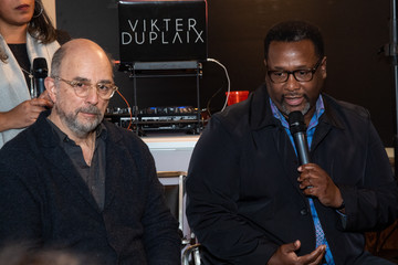 Wendell Pierce Richard Schiff 'Clemency' - A Conversation With The Filmmakers & Cast