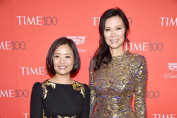 Wendi Deng Murdoch 2016 Time 100 Gala, Time's Most Influential People in the World - Red Carpet