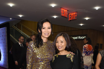 Wendi Deng Murdoch 2016 Time 100 Gala, Time's Most Influential People in the World - Cocktails