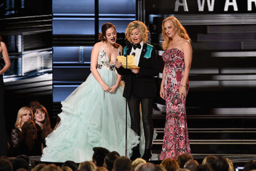 Wendi McLendon-Covey The 50th Annual CMA Awards - Show