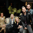 Wendie Malick Biossance Celebrates The Clean Academy Launch With Jonathan Van Ness