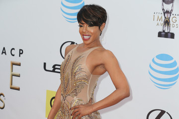 Wendy Raquel Robinson 47th NAACP Image Awards Presented By TV One - Arrivals