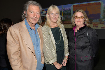 Wendy Stark-Morrissey LACMA's 2014 Collectors Committee - Gala Dinner