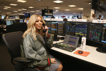 Wendy Williams Annual Charity Day Hosted By Cantor Fitzgerald, BGC and GFI - BGC Office - Inside