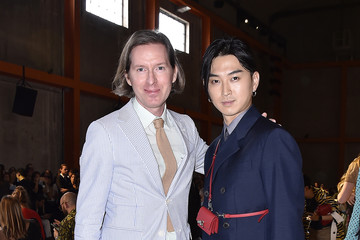 Wes Anderson Prada Spring/Summer 2020 Womenswear Fashion Show - Arrivals And Front Row