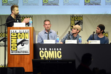 Wes Ball The 20th Century FOX Panel at Comic-Con International 2015