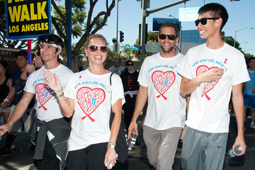 Wesam Keesh 28th Annual AIDS Walk Los Angeles (AWLA)