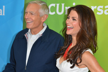Wesley Clark NBC Universal 2012 Summer TCA Tour - Day 1