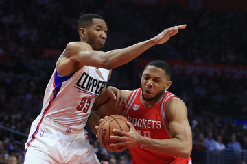 Wesley Johnson Houston Rockets v Los Angeles Clippers