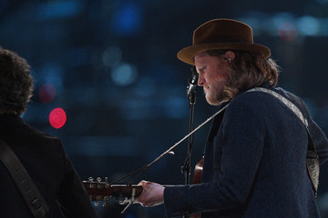 Wesley Schultz 59th Grammy Awards - MusiCares Person of the Year Honoring Tom Petty - Show