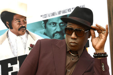 Wesley Snipes L.A. Premiere Of Netflix's 'Dolemite Is My Name' - Red Carpet