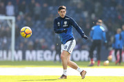 Gareth Barry of West Bromwich Albion warms up prior to the Premier League match between West Bromwich Albion and Huddersfield Town at The Hawthorns on February 24, 2018 in West Bromwich, England.