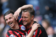 Joey Barton and Clint Hill Photos Photo