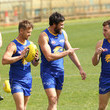 Josh Kennedy and Luke Shuey Photos