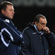 Avram Grant and Wally Downes Photos