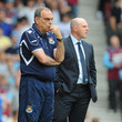 Avram Grant and Steve Kean Photos