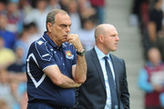 Avram Grant and Steve Kean Photos Photo