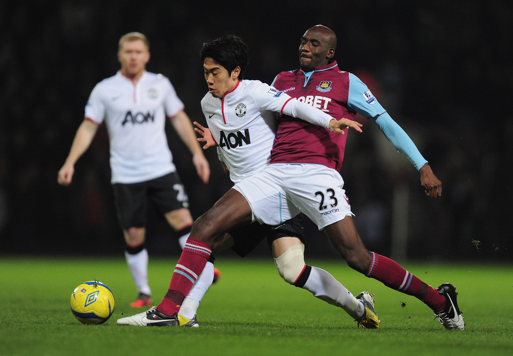 Image result for kagawa vs west ham