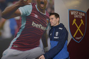 Gareth Barry of West Bromwich Albion arriving prior to the Premier League match between West Ham United and West Bromwich Albion at London Stadium on January 2, 2018 in London, England.