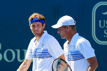 Mardy Fish Mark Knowles Western & Southern Financial Group Masters