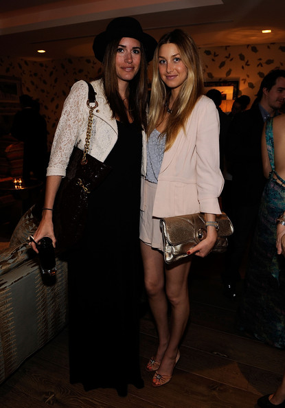 louise roe style. Whitney Port and Louise Roe