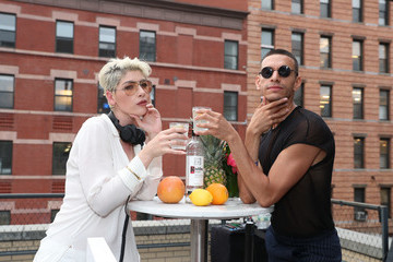 Whitney Fierce Longstanding LGBTQ Ally, Ketel One Family-Made Vodka Partners With Pride Media To Celebrate Opening Night Of PRIDE PLACE NYC On June 18, 2018 At Samsung 837