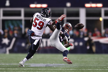 Whitney Mercilus Divisional Round - Houston Texans v New England Patriots