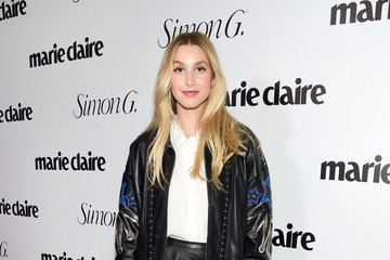 Whitney Port Marie Claire Hosts 'Fresh Faces' Party Celebrating May Issue Cover Stars - Red Carpet