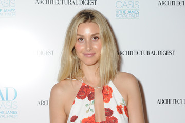 Whitney Port Architectural Digest And Thom Filicia Preview The 2014 AD Oasis @ The James Royal Palm Hotel