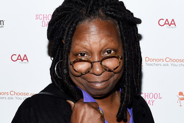 Whoopi Goldberg CAA Foundation's School Day  Benefiting donorschoose.org
