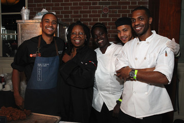 Whoopi Goldberg Chicken Coupe Event
