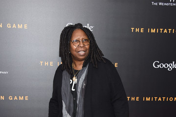 Whoopi Goldberg 'The Imitation Game' Premieres in NYC