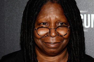 "Whoopi Goldberg ""Remembering The Artist Robert De Niro,Sr"" New York Screening - Arrivals"