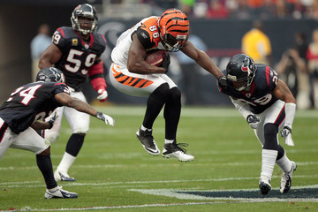 Donald Lee Wild Card Playoffs - Cincinnati Bengals v Houston Texans