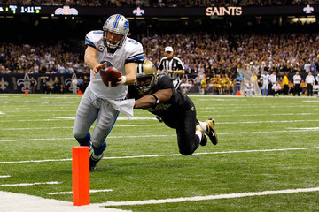 Will Smith (football player) Wild Card Playoffs - Detroit Lions v New Orleans Saints