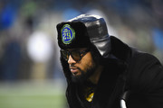 Earl Thomas #29 of the Seattle Seahawks stands on the field prior to the NFC Wild Card game between the Seattle Seahawks and the Detroit Lions at CenturyLink Field on January 7, 2017 in Seattle, Washington.