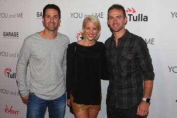 Will Davidson Barney Miller and Mick Fanning Attend 'YOU and ME' Gold Coast Premiere