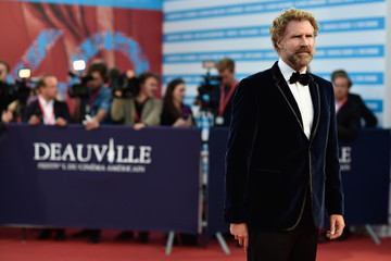 Will Ferrell 'Before I Go To Sleep' Premiere And Tribute To Will Ferrell - 40th Deauville American Film Festival