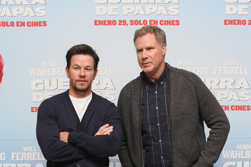 Will Ferrell Mark Wahlberg 'Daddy's Home' Press Conference
