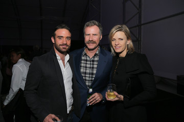 Will Ferrell Viveca Paulin DIRECTV Super Saturday Night Featuring Special Guest Justin Timberlake & Co-Hosted By Mark Cuban's AXS TV