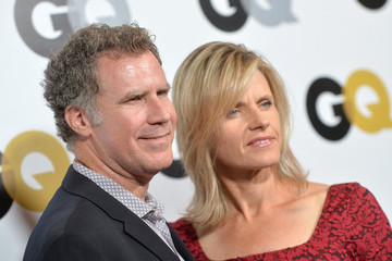 Will Ferrell Viveca Paulin GQ Men Of The Year Party - Carpet