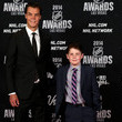 Will Lacey Red Carpet at the NHL Awards