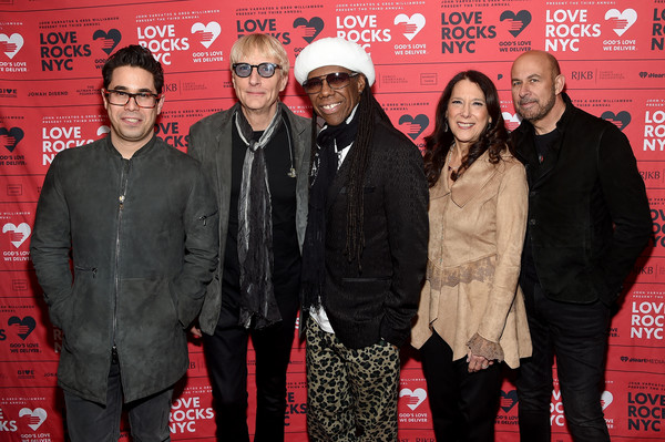 Third Annual Love Rocks NYC Benefit Concert For God's Love We Deliver
