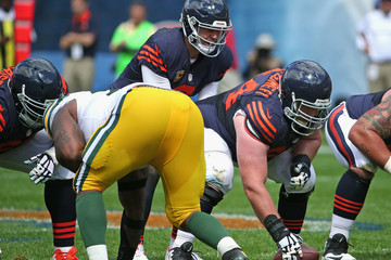 Will Montgomery Green Bay Packers v Chicago Bears