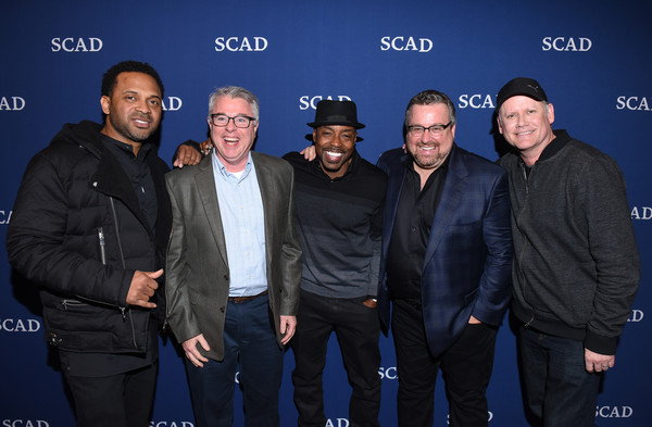 SCAD Presents aTVfest 2016 - 'Uncle Buck' [uncle buck,event,premiere,performance,mike epps,will packer,steven cragg.,brian bradley,chair,l-r,scad presents atvfest,film and television department of scad chris auer,event]